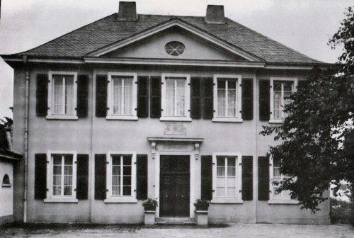 Arndt Villa Bonn