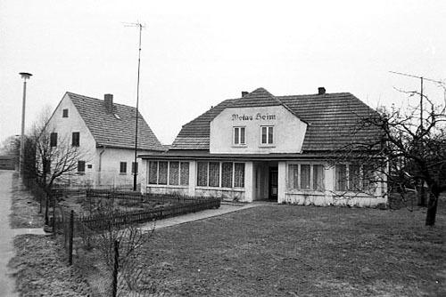 Bild 5. Hotel Metas Heim, Winter 1981