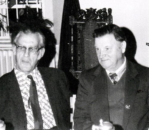Bild 6. Putbrese und Furthmann