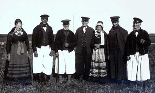 Historische Postkarte, ca.1910
