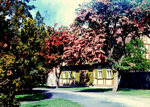Kantorenhaus in Bergen 1987