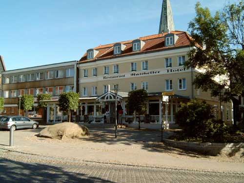 """Restaurant """"Ratskeller"""" in Bergen 1992"""