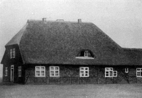 Bisdamitz, Geburtshaus von Franziska Tiburtius 1920