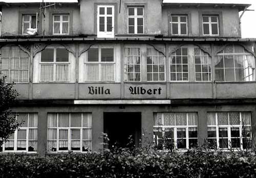 Sassnitz, Villa Albert 1989