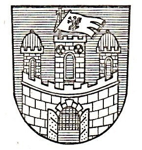 Abb. 2. Garzer Stadtwappen (nach Ostsee-Zeitung v. 28. bis 29. Januar 1989