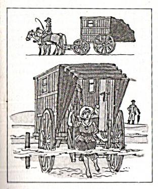 Abb. 3. Badekarren nach Ewe Rügen S. 45