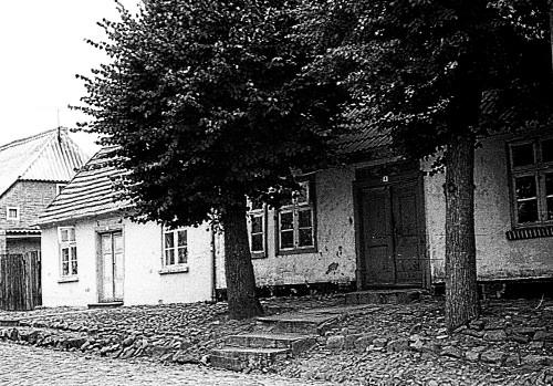 Abb. 4. Garz. September 1979. Haus Nr. 4