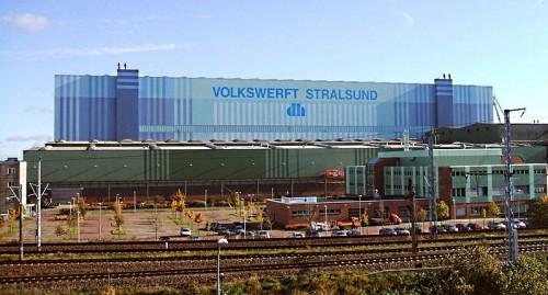 Abb. 6. Volkswerft, Schiffshalle in Stralsund